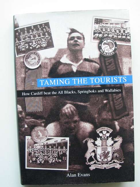Photo of TAMING THE TOURISTS written by Evans, Alan published by Vertical Editions (STOCK CODE: 820022)  for sale by Stella & Rose's Books