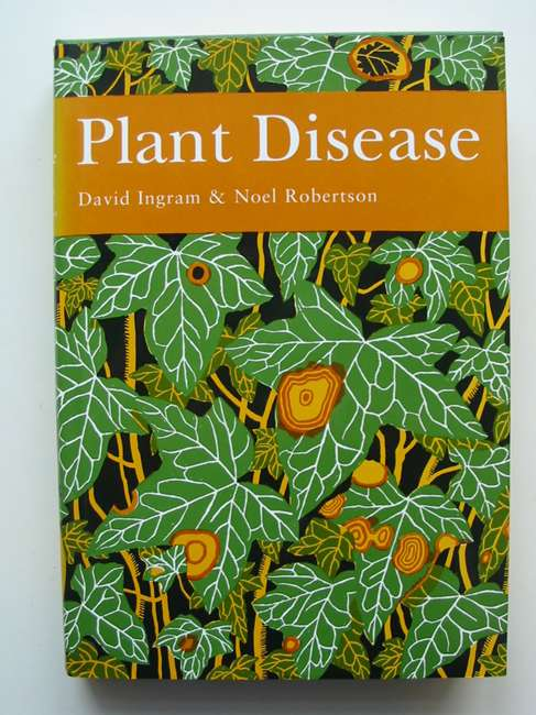 Photo of PLANT DISEASE A NATURAL HISTORY (NN 85) written by Ingram, David<br />Robertson, Noel published by Harper Collins (STOCK CODE: 820172)  for sale by Stella & Rose's Books