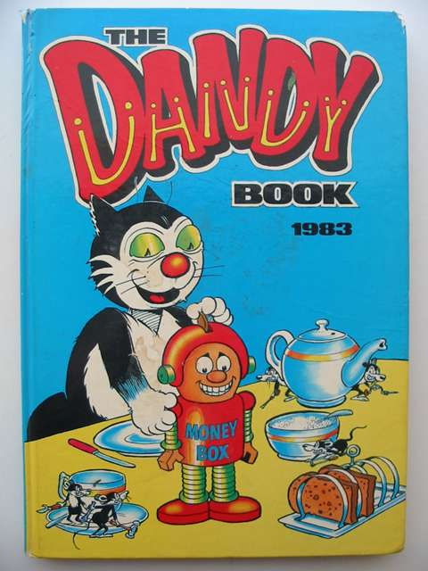Photo of THE DANDY BOOK 1983 published by D.C. Thomson & Co Ltd. (STOCK CODE: 820425)  for sale by Stella & Rose's Books