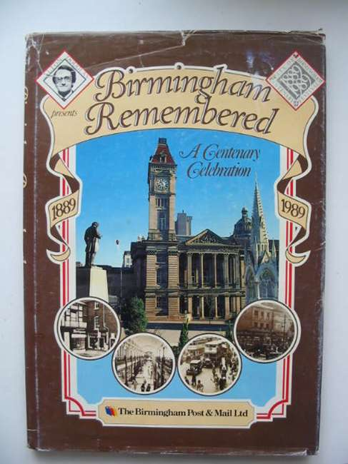 Photo of BIRMINGHAM REMEMBERED written by Douglas, Alton<br />Moore, Dennis published by The Birmingham Post & Mail Ltd. (STOCK CODE: 821526)  for sale by Stella & Rose's Books