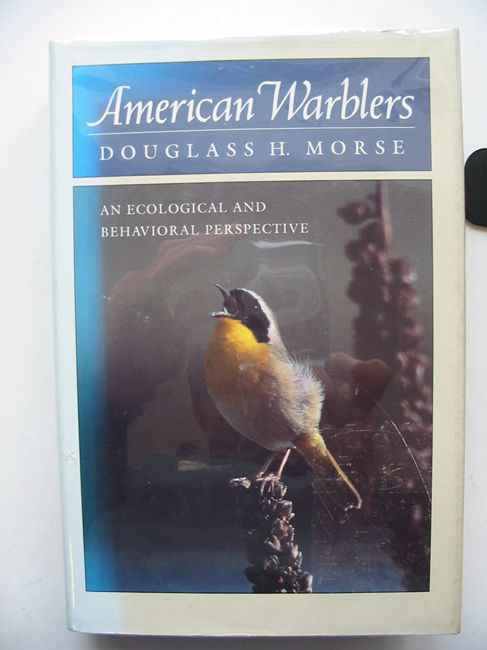 Photo of AMERICAN WARBLERS written by Morse, Douglass H. published by Harvard University Press (STOCK CODE: 823608)  for sale by Stella & Rose's Books