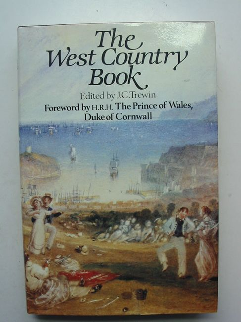 Photo of THE WEST COUNTRY BOOK written by Trewin, J.C. published by Webb & Bower (STOCK CODE: 823665)  for sale by Stella & Rose's Books