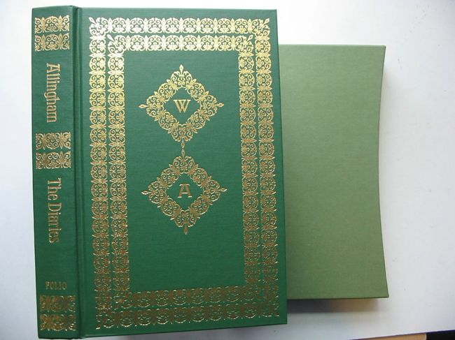 Photo of THE DIARIES written by Allingham, William published by Folio Society (STOCK CODE: 823708)  for sale by Stella & Rose's Books