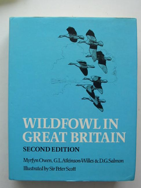 Photo of WILDFOWL IN GREAT BRITAIN- Stock Number: 823782