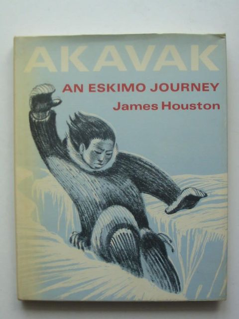 Photo of AKAVAK written by Houston, James illustrated by Houston, James published by Harcourt Brace & World Inc. (STOCK CODE: 824006)  for sale by Stella & Rose's Books