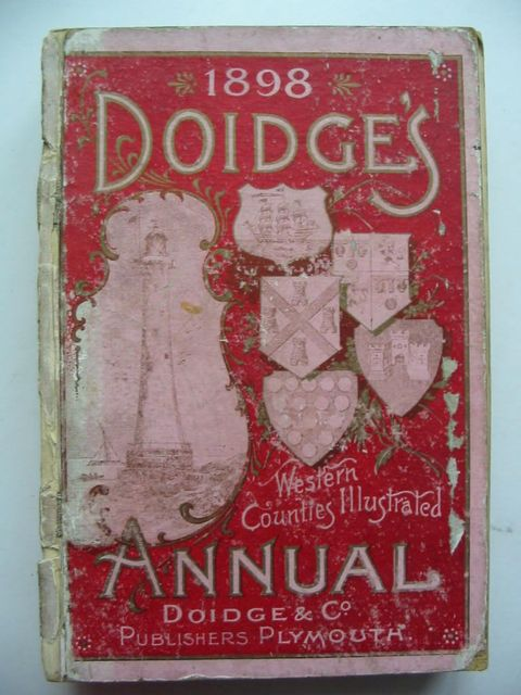 Photo of DOIDGE'S WESTERN COUNTIES ILLUSTRATED ANNUAL 1898 published by Doidge & Co (STOCK CODE: 824327)  for sale by Stella & Rose's Books