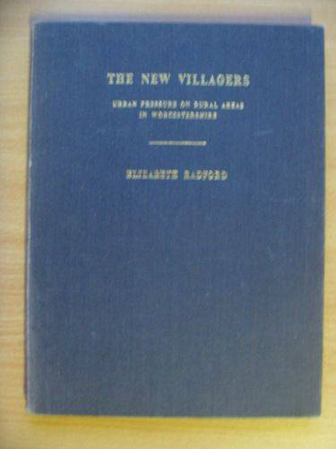 Photo of THE NEW VILLAGERS written by Radford, Elizabeth published by Frank Cass (STOCK CODE: 986859)  for sale by Stella & Rose's Books