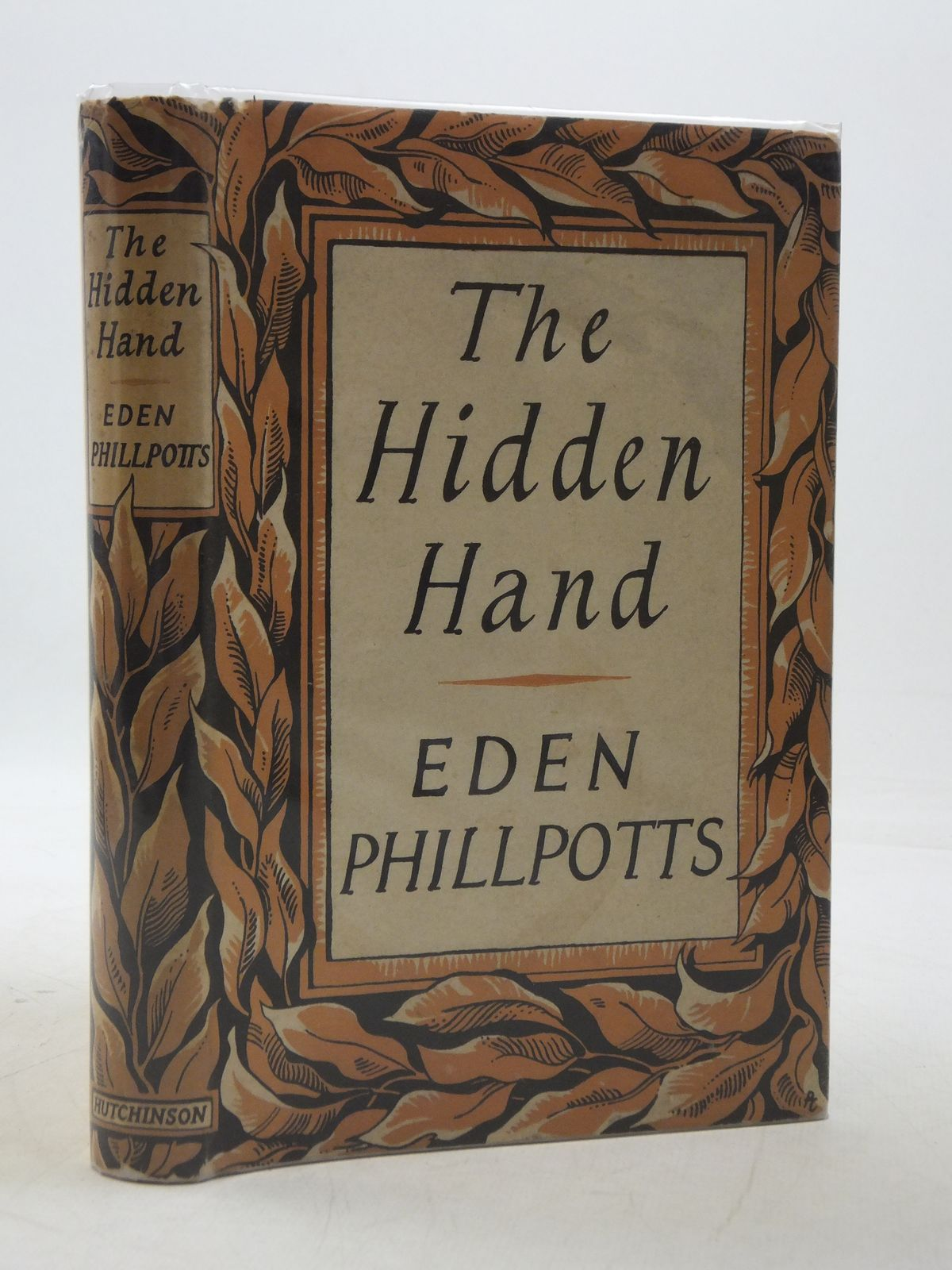 Photo of THE HIDDEN HAND written by Phillpotts, Eden published by Hutchinson (STOCK CODE: 986936)  for sale by Stella & Rose's Books