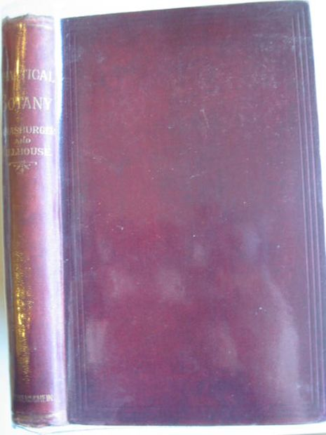 Photo of HANDBOOK OF PRACTICAL BOTANY written by Strasburger, E.<br />Hillhouse, W. published by Swan Sonnenschein, Lowrey & Co. (STOCK CODE: 987380)  for sale by Stella & Rose's Books