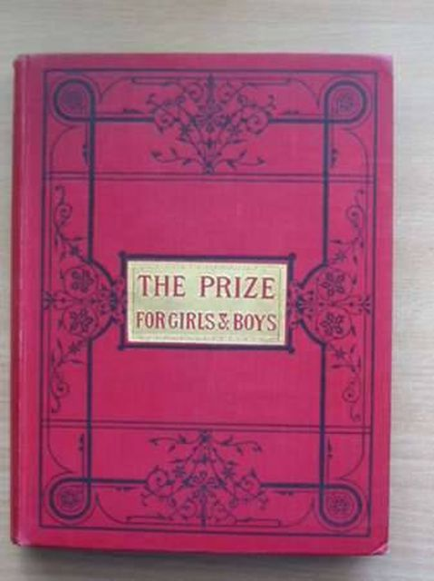 Photo of THE PRIZE FOR GIRLS AND BOYS published by Simpkin Marshall Ltd. (STOCK CODE: 987589)  for sale by Stella & Rose's Books