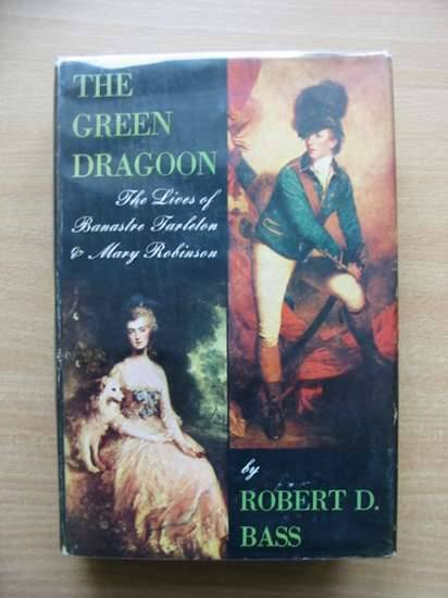Photo of THE GREEN DRAGOON written by Bass, Robert D. published by Alvin Redman Limited (STOCK CODE: 987799)  for sale by Stella & Rose's Books