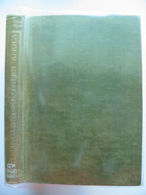 Photo of SOUTHERN AFRICA A GEOGRAPHICAL STUDY written by Wellington, John H. published by Cambridge University Press (STOCK CODE: 989398)  for sale by Stella & Rose's Books