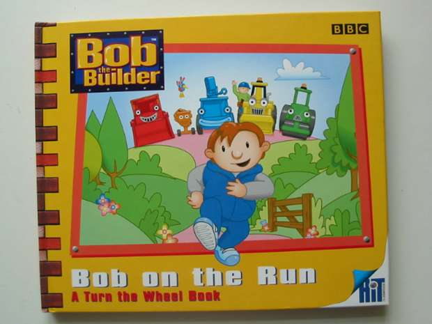Photo of BOB THE BUILDER BOB ON THE RUN written by Fogden, Emma illustrated by Lines, Gavin published by BBC (STOCK CODE: 990935)  for sale by Stella & Rose's Books