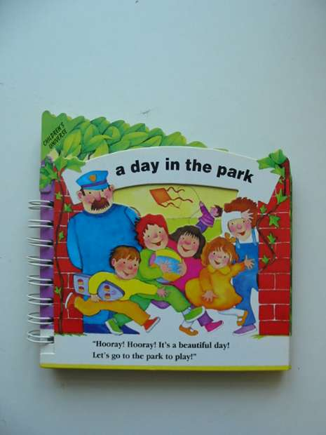 Photo of A DAY IN THE PARK written by Michelini, Carlo A.<br />Nava, Marinella illustrated by Orecchia, Giulia published by Universe Publishing (STOCK CODE: 991030)  for sale by Stella & Rose's Books