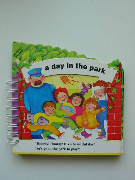 Photo of A DAY IN THE PARK written by Michelini, Carlo A.<br />Nava, Marinella illustrated by Orecchia, Giulia published by Universe Publishing (STOCK CODE: 991031)  for sale by Stella & Rose's Books