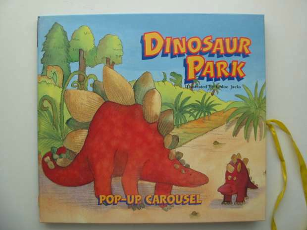 Photo of DINOSAUR PARK illustrated by Jacks, Chloe published by Armadillo Books (STOCK CODE: 991050)  for sale by Stella & Rose's Books