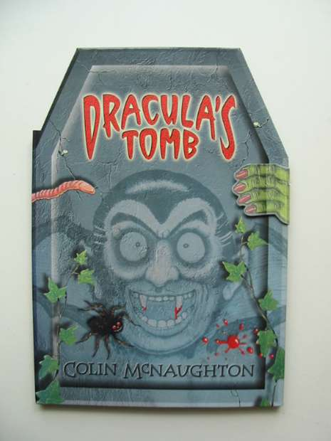 Photo of DRACULA'S TOMB written by McNaughton, Colin illustrated by McNaughton, Colin published by Walker Books (STOCK CODE: 991093)  for sale by Stella & Rose's Books