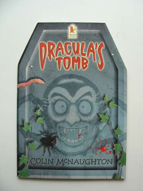 Photo of DRACULA'S TOMB written by McNaughton, Colin illustrated by McNaughton, Colin published by Walker Books (STOCK CODE: 991095)  for sale by Stella & Rose's Books