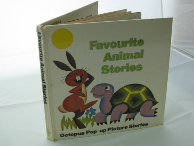 Photo of FAVOURITE ANIMAL STORIES illustrated by Pavlin, J.<br />Seda, G. published by Octopus Books Ltd. (STOCK CODE: 991145)  for sale by Stella & Rose's Books