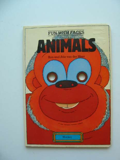 Photo of FUN WITH FACES ANIMALS illustrated by Van Der Meer, Ron<br />Van Der Meer, Atie published by Purnell Books (STOCK CODE: 991175)  for sale by Stella & Rose's Books