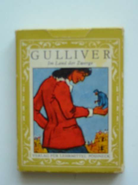 Photo of GULLIVER IM LAND DER ZWERGE written by Swift, Jonathan<br />Roatsch, Horst illustrated by Baltzer, Hans published by Lehrmittel Possneck (STOCK CODE: 991229)  for sale by Stella & Rose's Books