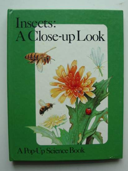 Photo of INSECTS A CLOSE-UP LOOK written by Seymour, Peter illustrated by Helmer, Jean Cassels published by Child's Play (International) Ltd. (STOCK CODE: 991305)  for sale by Stella & Rose's Books