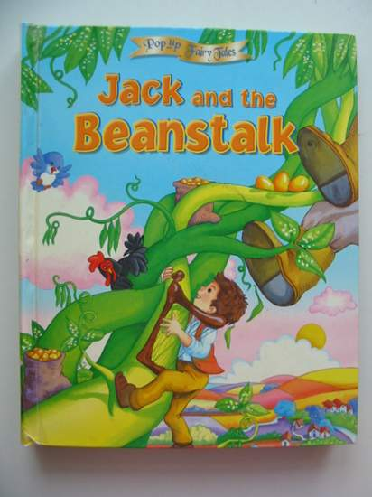Photo of JACK AND THE BEANSTALK written by Pairman, Sarah illustrated by Page, Gemma<br />Bartle, Brian published by The Book Studio (STOCK CODE: 991318)  for sale by Stella & Rose's Books
