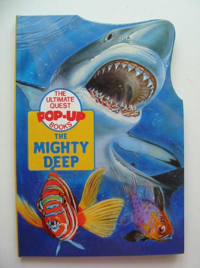 Photo of THE MIGHTY DEEP written by Culper, Felix illustrated by Peterkin, Mike<br />Wilgress, Paul published by Victoria House Publishing (STOCK CODE: 991434)  for sale by Stella & Rose's Books