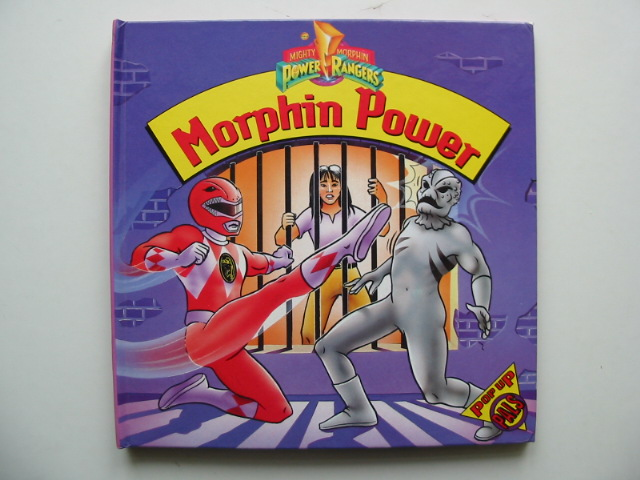 Photo of MORPHIN POWER published by Brown Wells & Jacobs Ltd. (STOCK CODE: 991461)  for sale by Stella & Rose's Books
