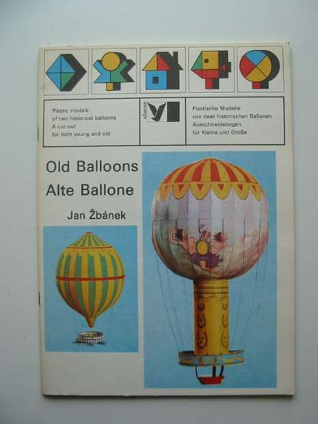 Photo of OLD BALLOONS written by Zbanek, Jan published by Albatros (STOCK CODE: 991553)  for sale by Stella & Rose's Books