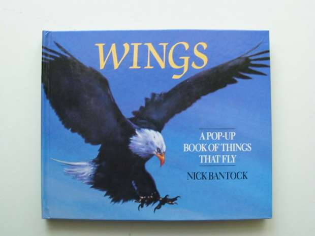 Photo of WINGS written by Bantock, Nick illustrated by Bantock, Nick published by Random House (STOCK CODE: 991964)  for sale by Stella & Rose's Books