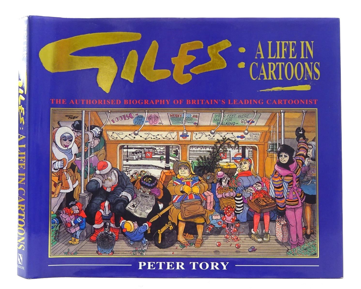 Giles - A Life in Cartoons