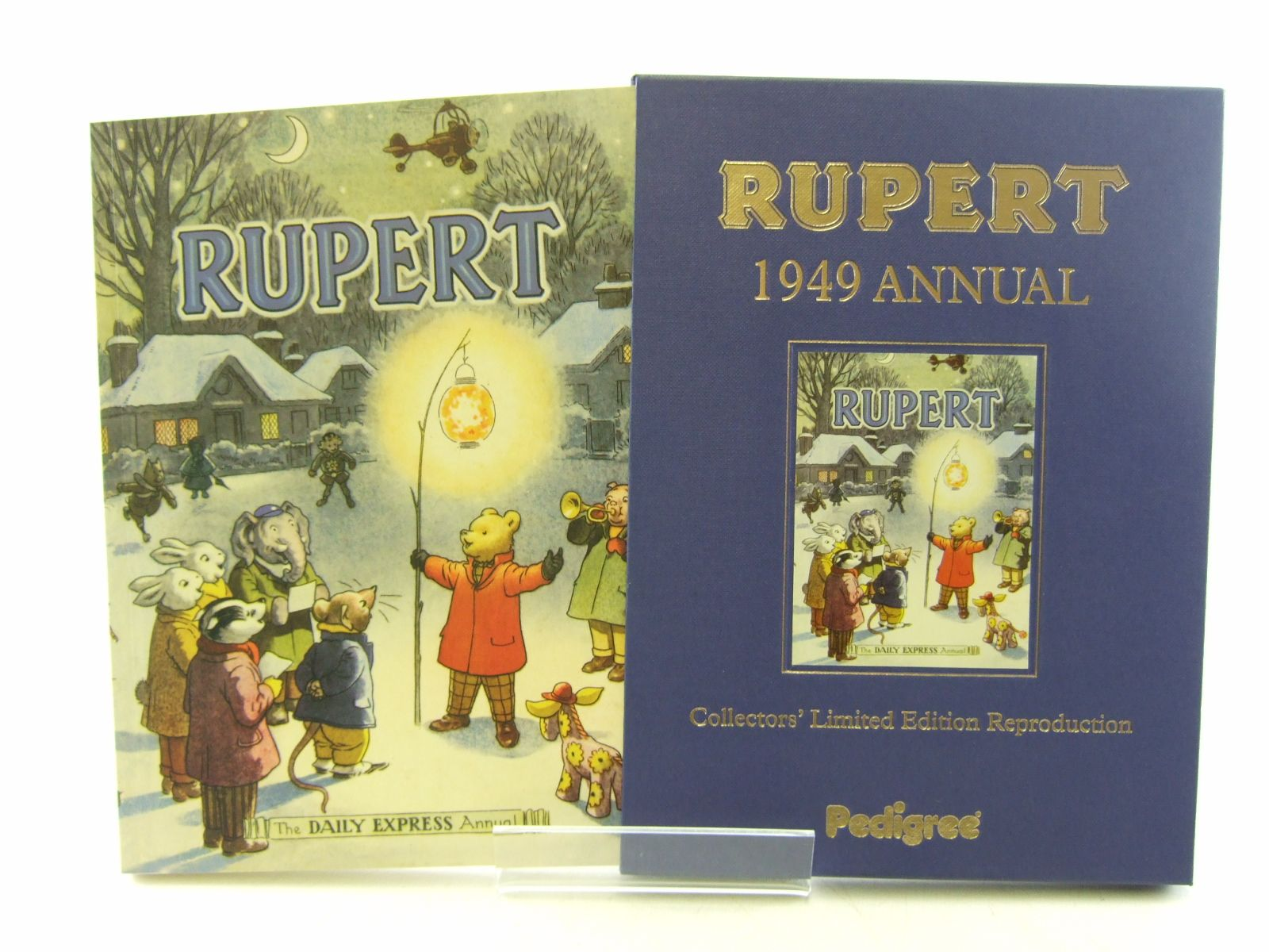Cover of RUPERT ANNUAL 1949 (FACSIMILE) by Alfred Bestall