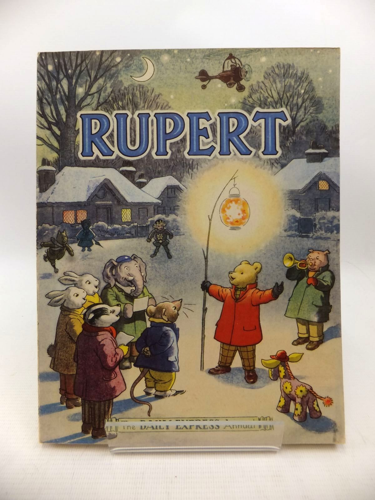 Cover of RUPERT ANNUAL 1949 by Alfred Bestall