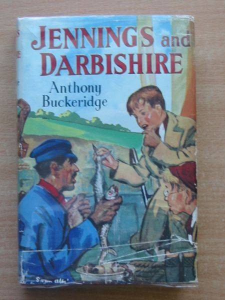 Cover of JENNINGS AND DARBISHIRE by Anthony Buckeridge