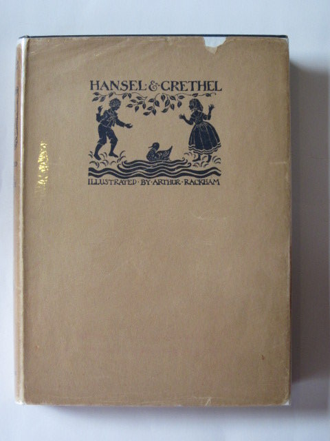 Cover of HANSEL AND GRETHEL AND OTHER TALES by Brothers Grimm