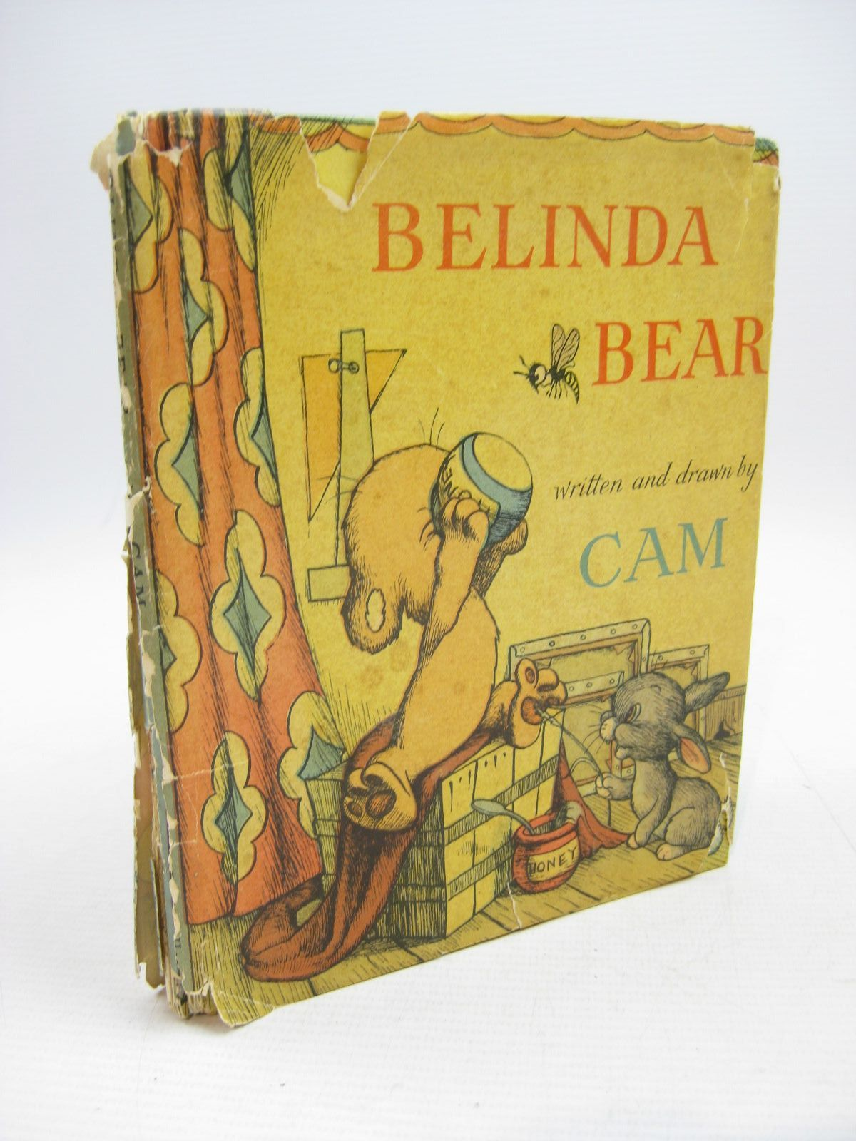 Cover of BELINDA BEAR by  Cam