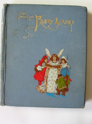Cover of WITH FATHER TUCK TO FAIRYLAND by Edric Vredenburg;  et al
