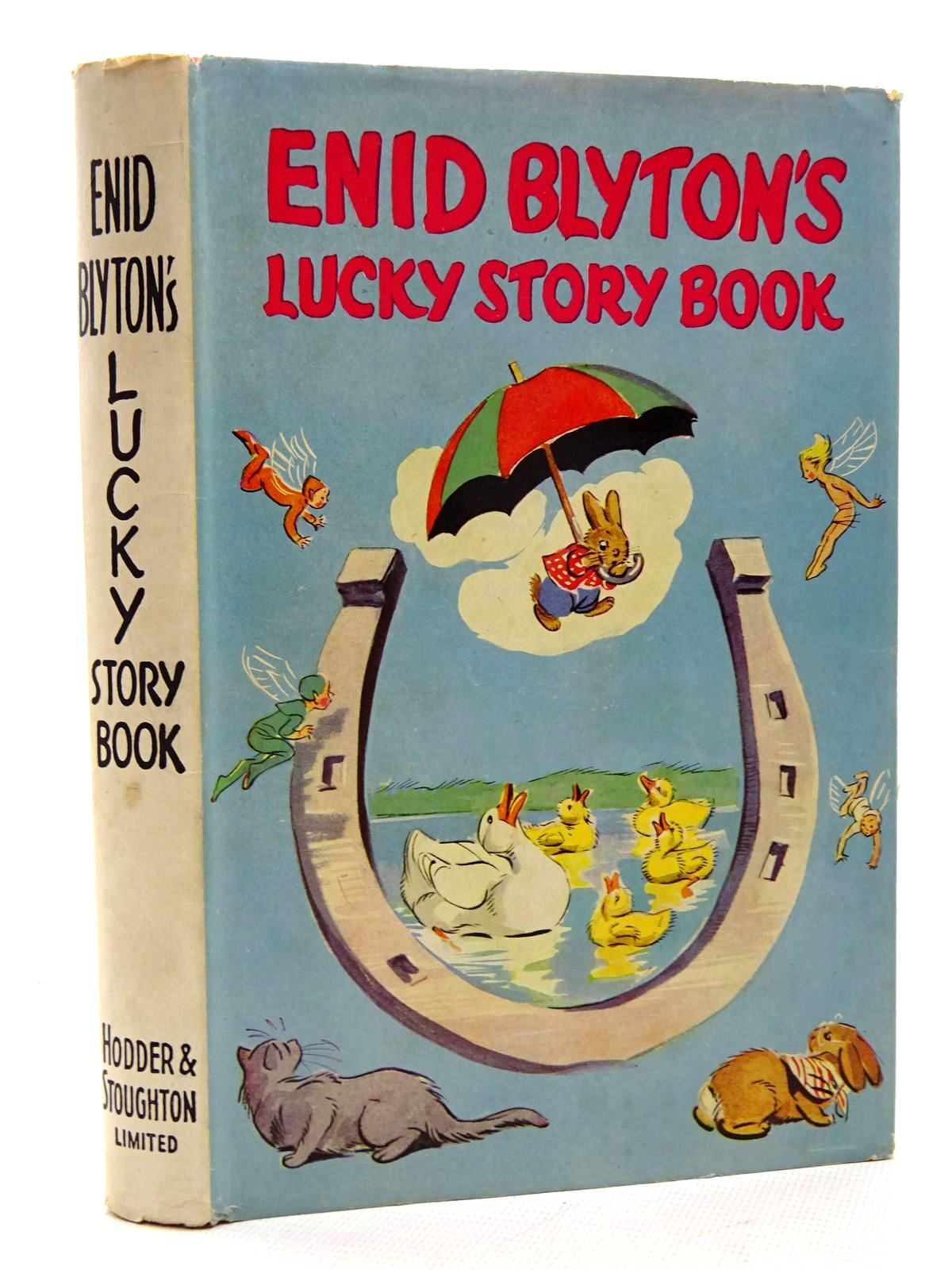 Cover of ENID BLYTON'S LUCKY STORY BOOK by Enid Blyton