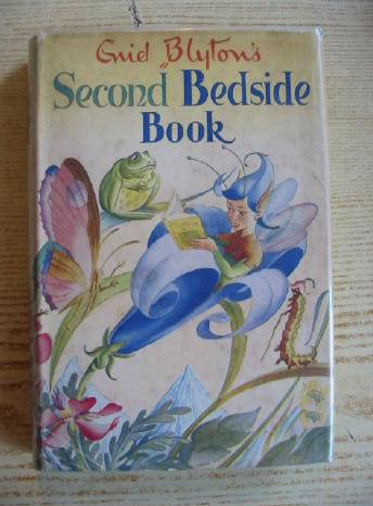 Cover of ENID BLYTON'S SECOND BEDSIDE BOOK by Enid Blyton