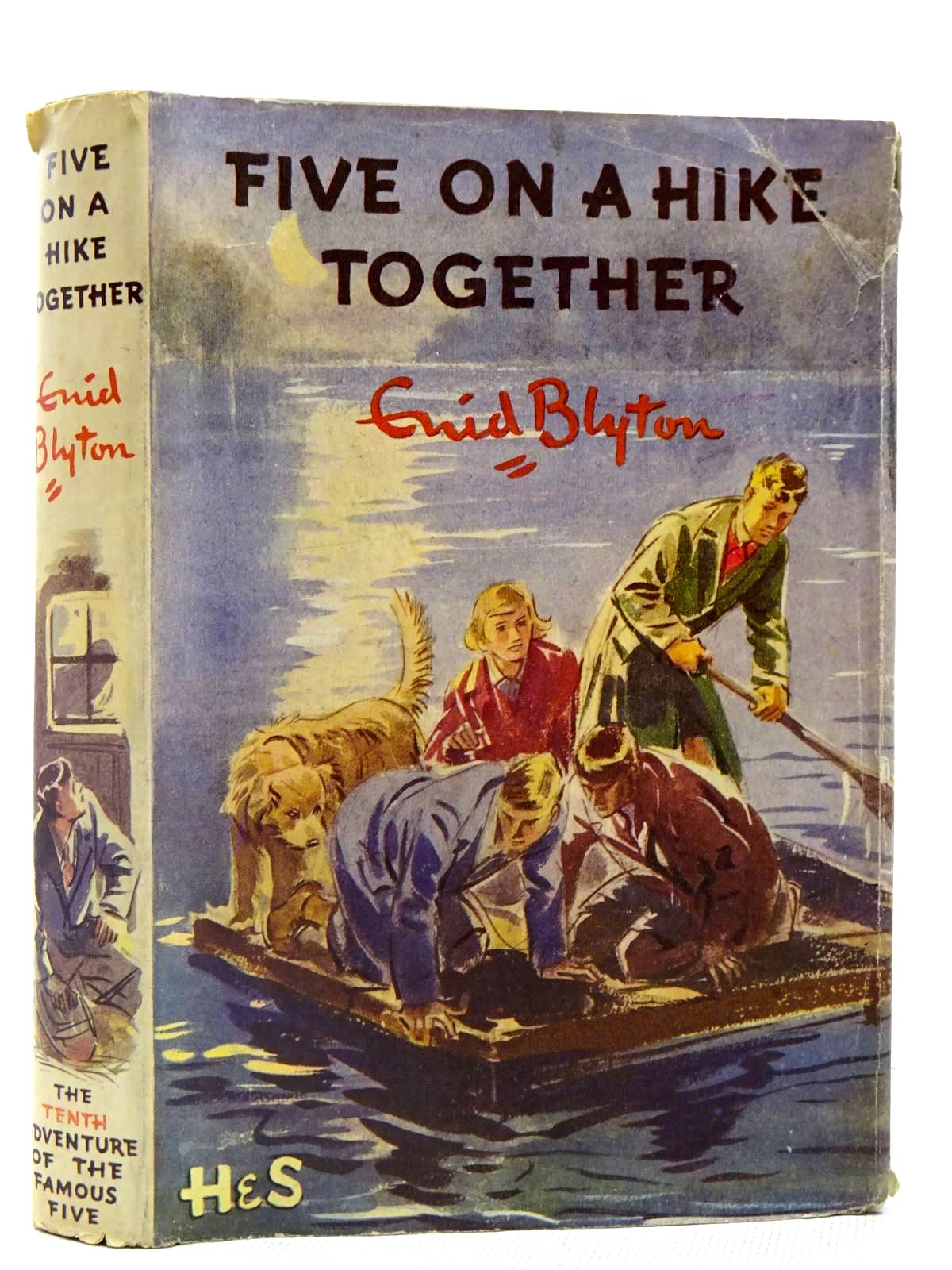 Cover of FIVE ON A HIKE TOGETHER by Enid Blyton