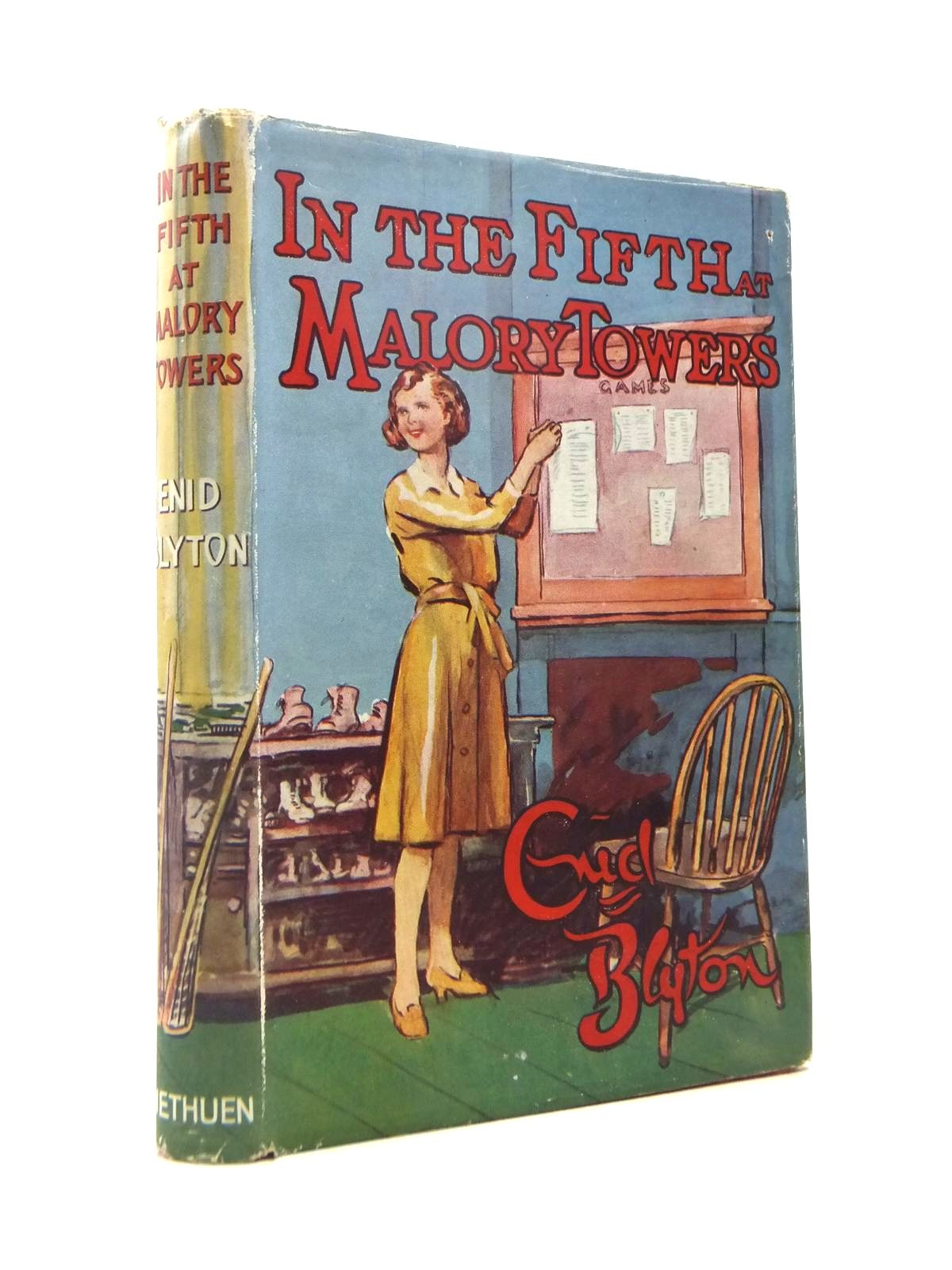 Cover of IN THE FIFTH AT MALORY TOWERS by Enid Blyton