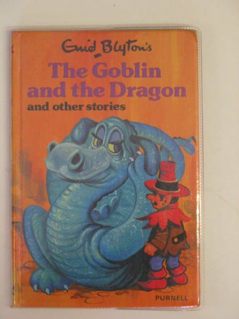 Cover of THE GOBLIN AND THE DRAGON AND OTHER STORIES by Enid Blyton