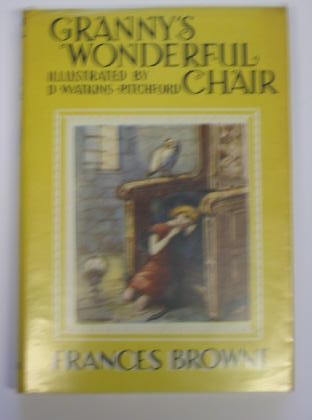 Cover of GRANNY'S WONDERFUL CHAIR by Frances Browne