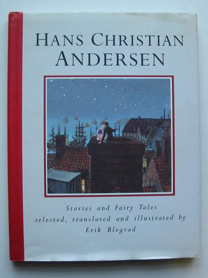 Cover of HANS CHRISTIAN ANDERSEN STORIES AND FAIRY TALES by Hans Christian Andersen