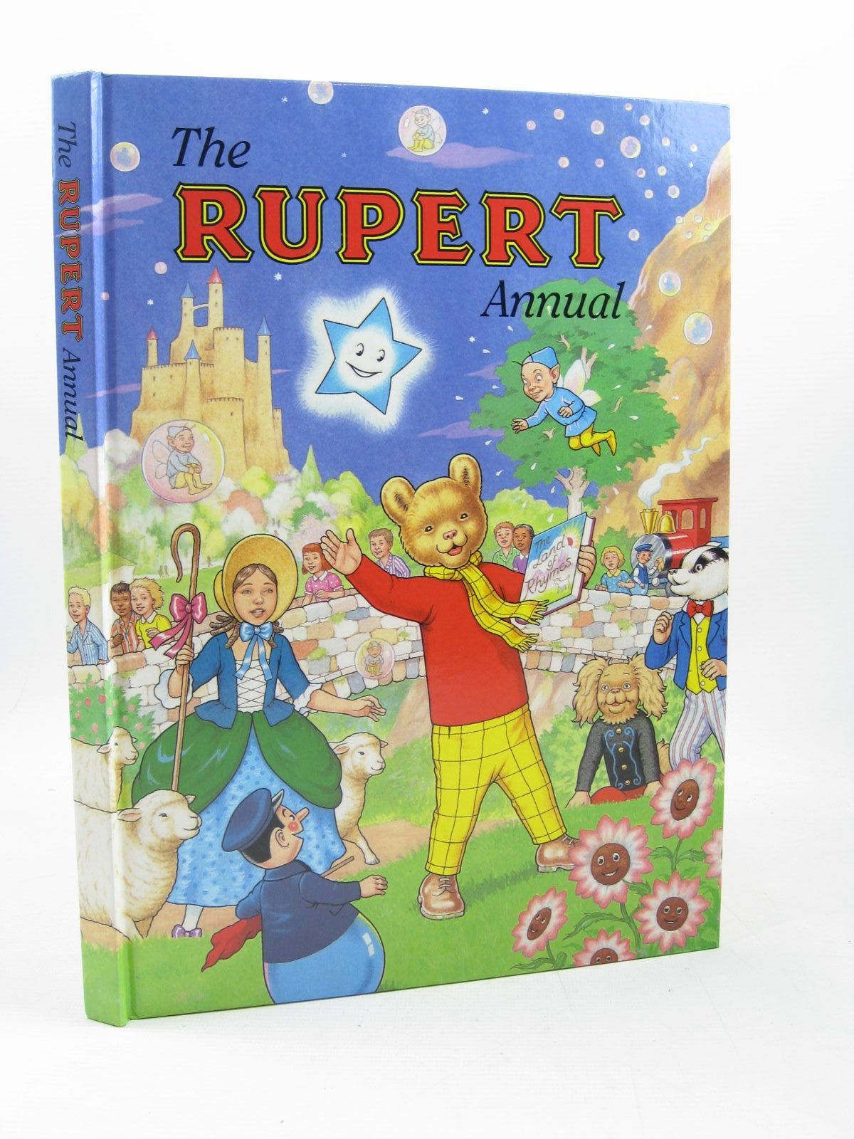 Cover of RUPERT ANNUAL 1996 by Ian Robinson