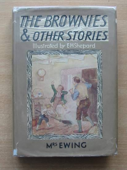 Cover of THE BROWNIES AND OTHER STORIES by Juliana Horatia Ewing