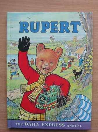 Cover of RUPERT ANNUAL 1976 by