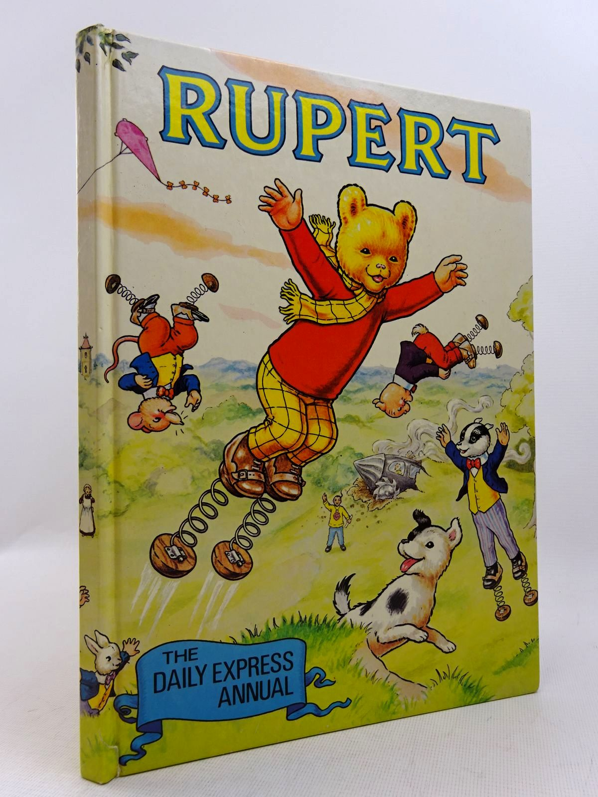 Cover of RUPERT ANNUAL 1982 by