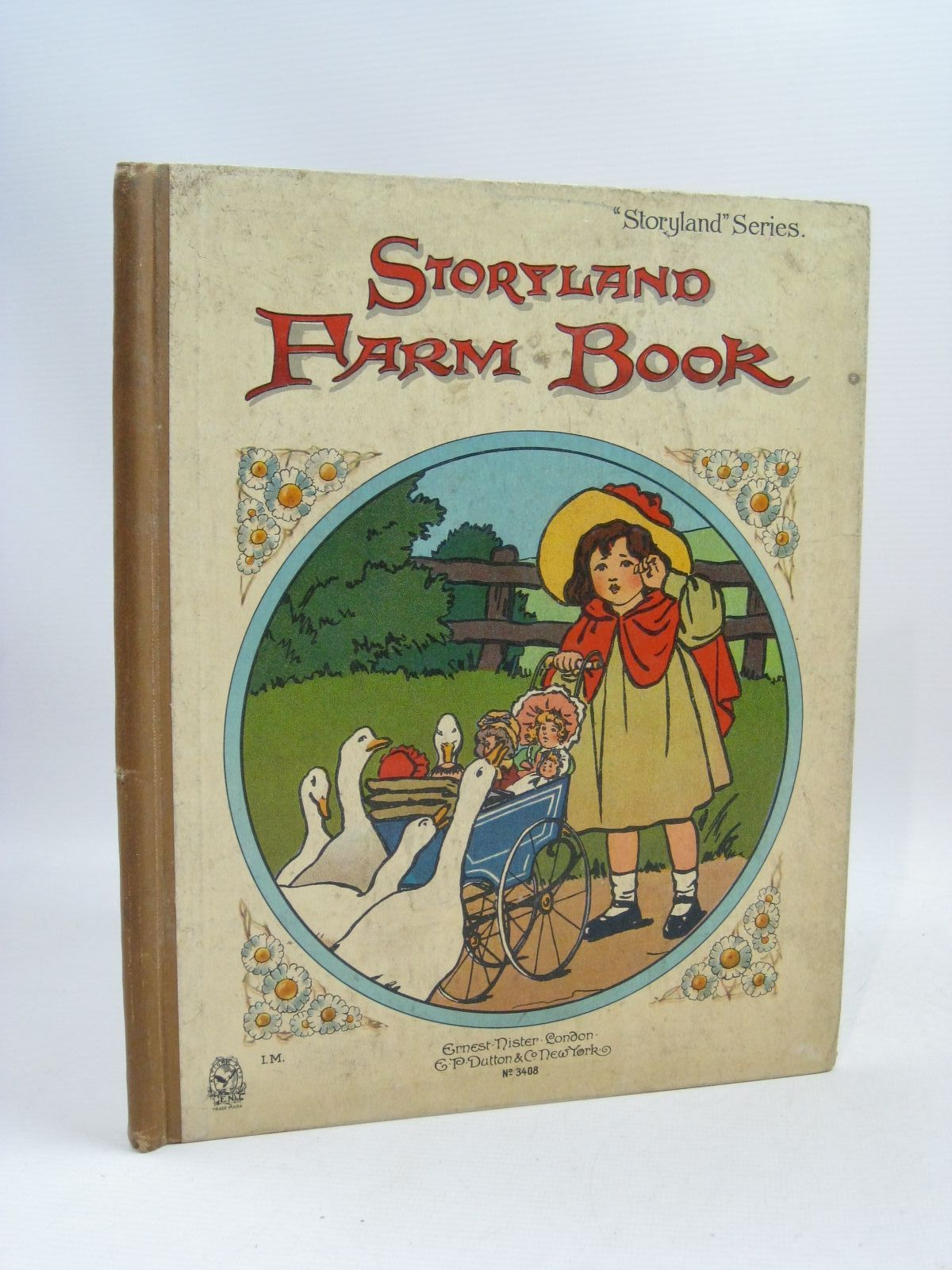 Cover of STORYLAND FARM BOOK by
